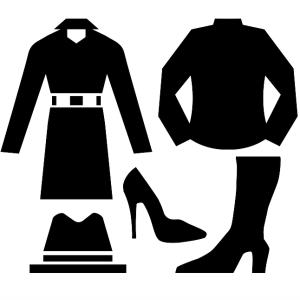 Kleiderschränke: Extrem aufgeräumt bis chaotisch, alles gibt es…