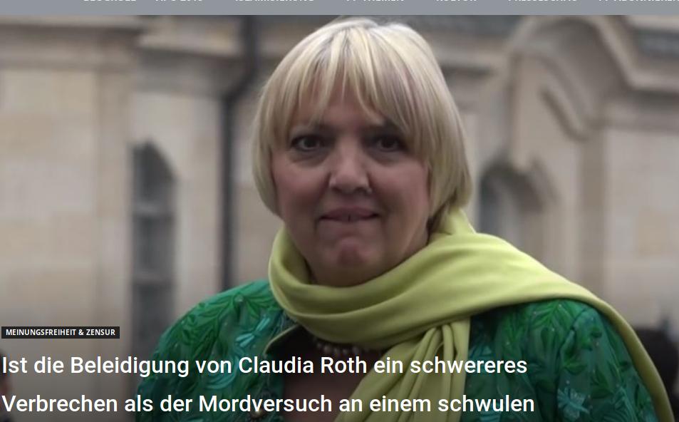 Bildquelle: https://philosophia-perennis.com/2017/02/15/beleidigung-von-claudia-roth/