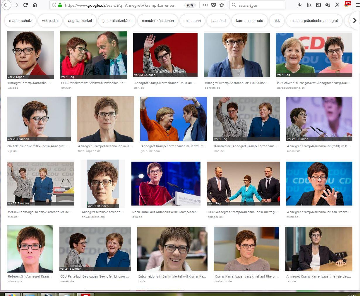 Das erste Foto und das in unten links in der letzten Reihe: Photoshop läßt grüßen...
