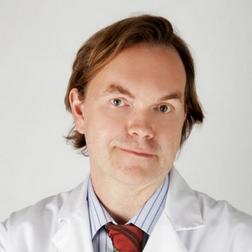 Prof. Dr. med. Andreas Gutzeit trägt bezeichnenderweise keinen Bart. (Foto: Hirslanden-Kliniken)