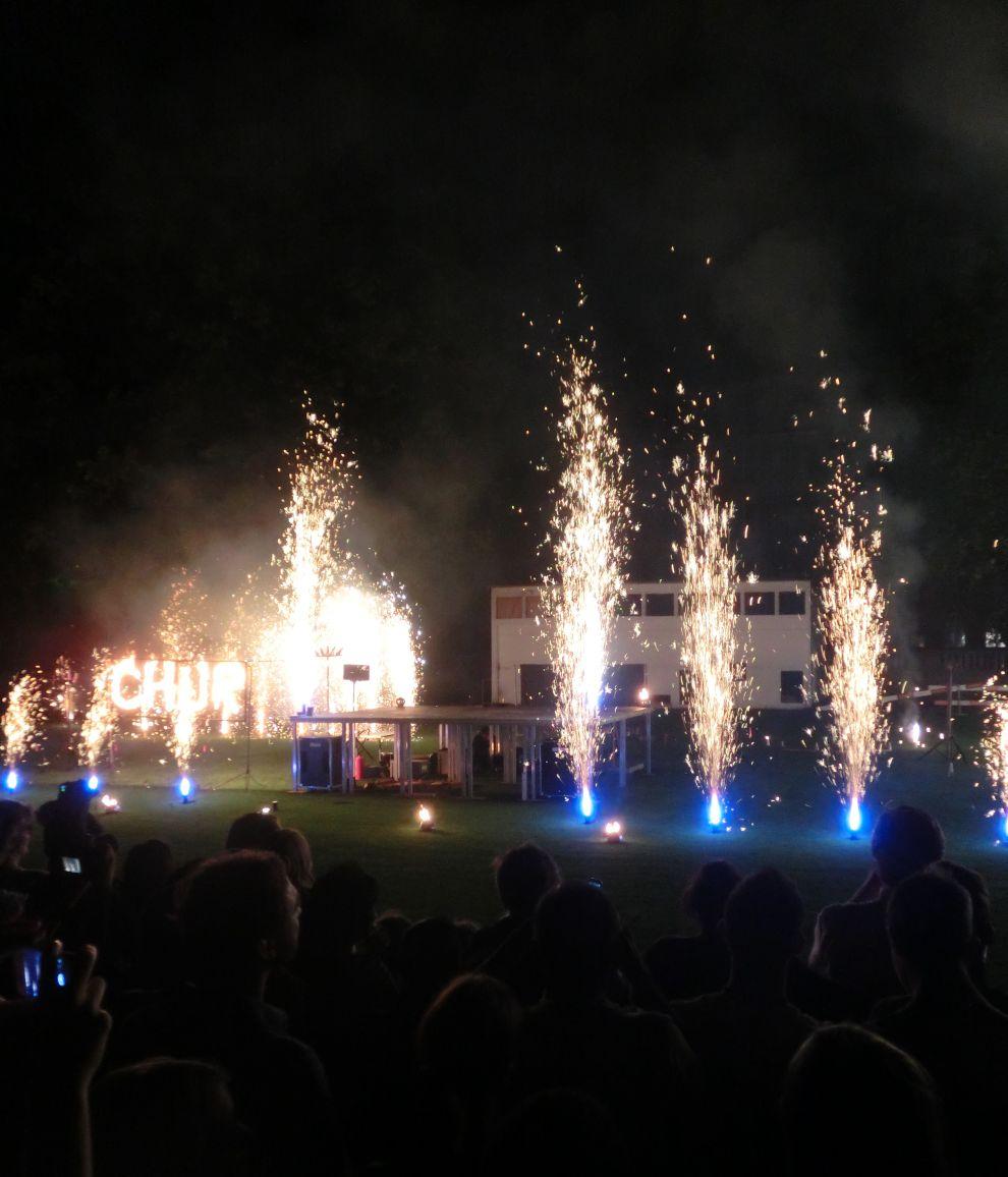 Foto: 1. August-Feier in Chur (Bild: Remo Maßat)